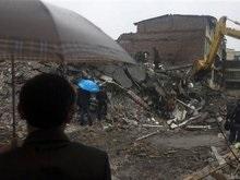 В пострадавшем от землетрясения районе Китая найдено 50 источников радиации