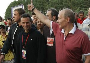 Основатель прокремлевского движения Наши покинул пост главы Росмолодежи
