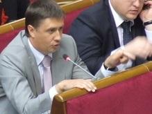 Лидеры БЮТ и НУ-НС поссорились из-за повестки дня