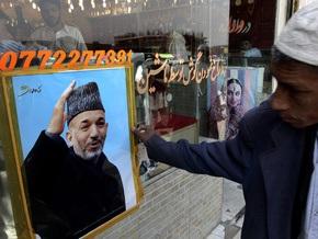 В Афганистане обработали 60% бюллетеней: Карзай по-прежнему лидирует