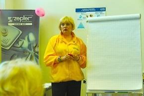 Транссибирский тур доброй воли провёл семинар для регионального представительства Цептер
