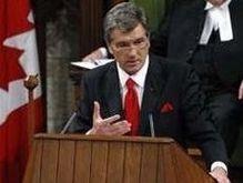 Ющенко вручил награды канадским парламентариям