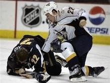 NHL: Клинки разгромили Хищников