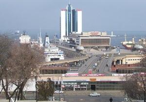 Одессу назвали самым лучшим городом Украины 2009 года