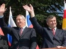 Абхазия хочет заключить договор с РФ о военном сотрудничестве
