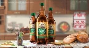 World Web Studio закончила разработку «вкусного» проекта для бренда Квас Тарас