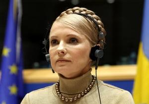 Европа потребует от Киева обеспечить Тимошенко право на политическую жизнь