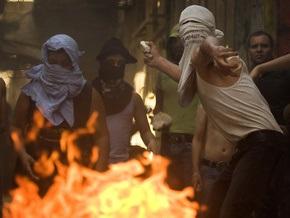 Фотогалерея: Беспорядки на Храмовой горе