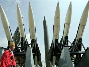 Северная Корея запустила две ракеты малой дальности