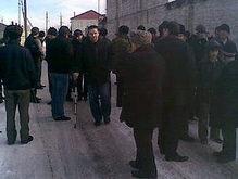 На митинге в Ингушетии власти применили оружие