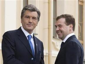 Ющенко и Медведев создадут комиссию по выяснению ситуации с транзитом газа
