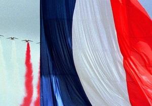 Франция продемонстрировала рекордное падение производства с 2009 года