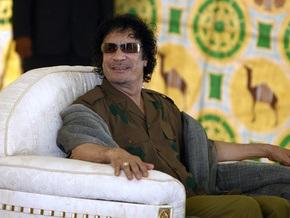 Каддафи разбил бедуинский шатер в Нью-Йорке