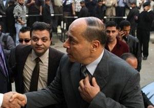 Новости Египта - Генеральный прокурор Египта подал в отставку