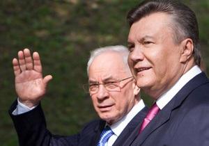 Янукович ждет, что сегодня Рада утвердит Азарова премьером