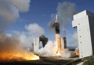 Во Французской Гвиане состоялся запуск ракеты Ariane 5