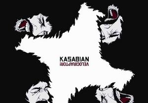 Новый альбом Kasabian возглавил британский хит-парад