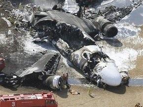 При крушении самолета в аэропорту Токио погибли два пилота