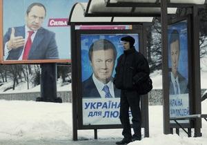 Выборы-2010: ВЦИОМ прогнозирует выход Тигипко во второй тур