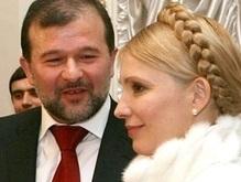 Тимошенко продолжает смеяться над Балогой