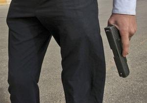 В России милиционер застрелил участника массовой драки