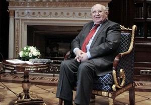 В Лондоне начинается концерт посвященный 80-летию Горбачева