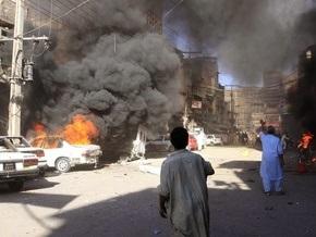 Жертвами теракта в Пакистане стали 30 человек