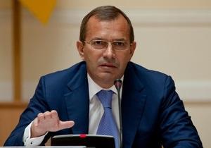 Литвин: Клюев приезжал в ВР не ради языкового законопроекта