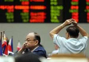 Фондовый рынок Китая упал до минимума четырех месяцев