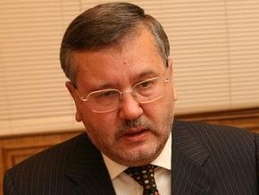 Гриценко: Под выборы кто-то вытащил решение о снятии Мартыненко