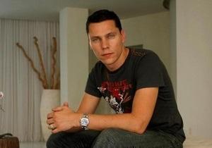 Блогеры похоронили DJ Tiesto