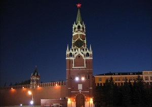 Путин решил отключить свет в Кремле во время акции Час Земли