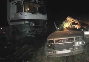 В Одесской области в ДТП погибли двое граждан Молдовы