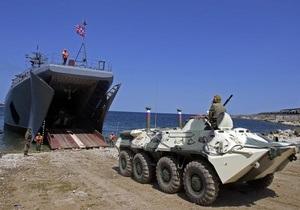 Россия обязалась сообщать Украине о перемещениях Черноморского флота