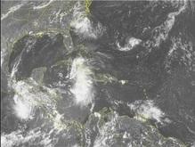 У побережья США сформировался сильный ураган