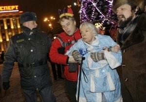 Реакция на задержание оппозиционеров в Москве: США - встревожены, Европа - поражена