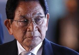 Министр юстиции Японии намерен уйти в отставку после скандала