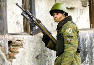 В Чечне задержан украинец, подозреваемый в пособничестве боевикам