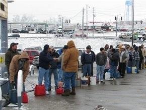 Ледяной шторм в США: погибли 23 человека, без света остаются более миллиона