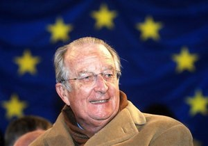 Король Бельгии принял отставку правительства