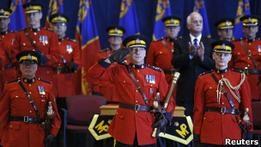 В ВМФ Канады заявили о задержании российского шпиона