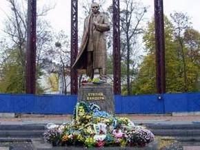 В Луцке не разрешили установить памятник Бандере возле отделения РАГСа