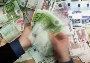 Евро на межбанке опустился ниже 11,5 грн