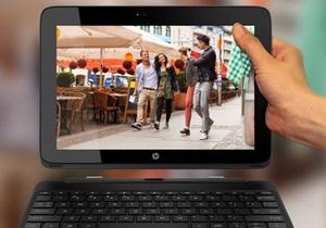 Hewlett-Packard выпустит ноутбук на Android