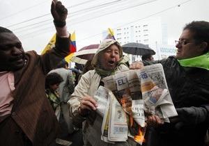 Владелец оппозиционной эквадорской газеты, оштрафованный на $30 млн, бежал в Панаму