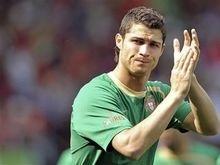 Криштиано Роналдо признан самым красивым футболистом Евро-2008