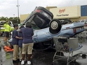 Над Техасом пронесся мощный торнадо