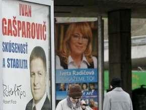 Президента Словакии определит второй тур выборов