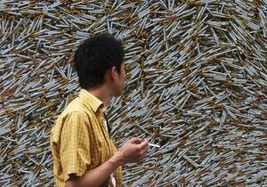 Запорожские налоговики изъяли крупную партию сигарет