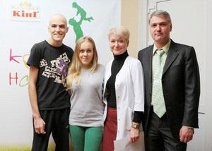 Певица Алеша присоединилась к инициативе Шаг Навстречу, чтобы помочь онкобольным детям.